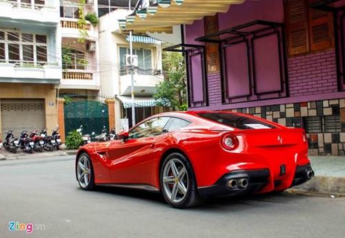 Ferrari F12 dau tien VN tim duoc chu sau gan 3 nam ve nuoc hinh anh 8