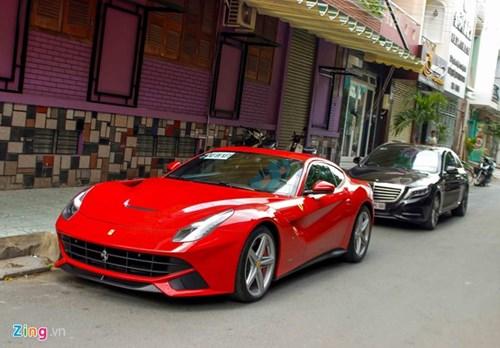 Ferrari F12 dau tien VN tim duoc chu sau gan 3 nam ve nuoc hinh anh 6