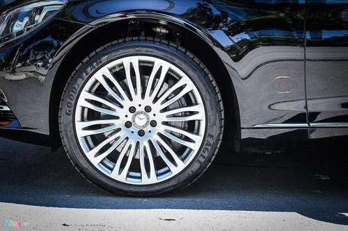 Chi tiet xe sang Mercedes-Maybach S500 tai Ha Noi hinh anh 14