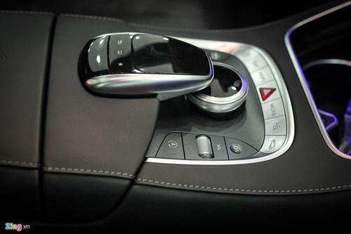 Chi tiet xe sang Mercedes-Maybach S500 tai Ha Noi hinh anh 10