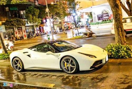 Ferrari 488 GTB ve tay Cuong Do La hinh anh 1