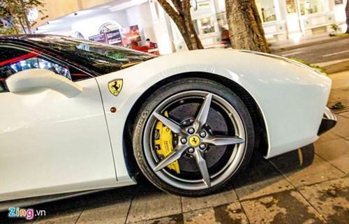 Ferrari 488 GTB ve tay Cuong Do La hinh anh 5