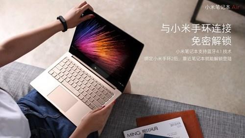 Laptop giong MacBook nhu hai giot nuoc gia 520 USD tu Xiaomi hinh anh 3