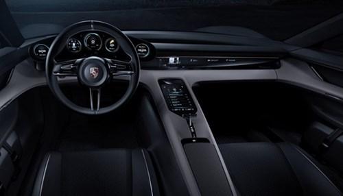 Porsche san xuat xe dien canh tranh Tesla hinh anh 10