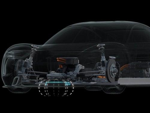 Porsche san xuat xe dien canh tranh Tesla hinh anh 3