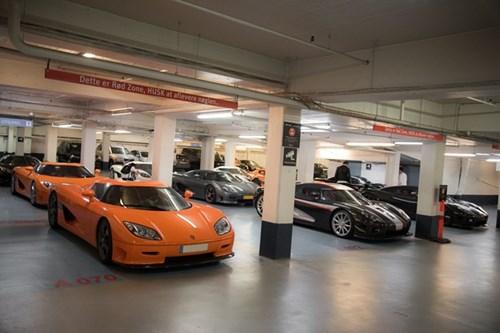 Dan sieu xe Koenigsegg khoe ve dep o Thuy Dien hinh anh 2