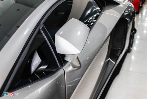 Lamborghini Aventador ban do dau tien ve Viet Nam hinh anh 10