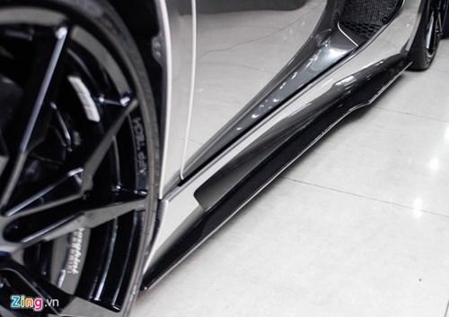 Lamborghini Aventador ban do dau tien ve Viet Nam hinh anh 11