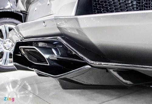 Lamborghini Aventador ban do dau tien ve Viet Nam hinh anh 6