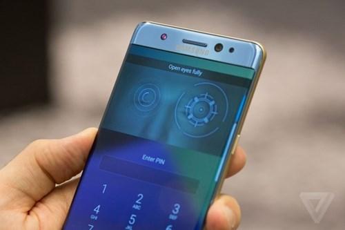 7 nang cap sang gia nhat tren Samsung Galaxy Note 7 hinh anh 1