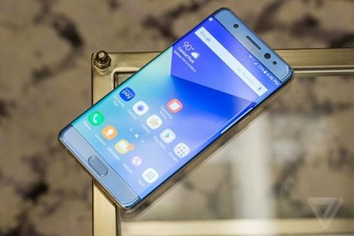 7 nang cap sang gia nhat tren Samsung Galaxy Note 7 hinh anh 4