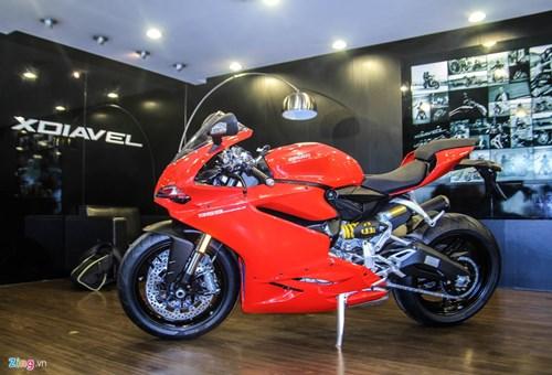 Ducati 959 Panigale ban Thai Lan gia 592 trieu dong tai VN hinh anh 2