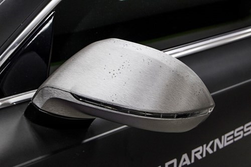 Audi A7 do kieu RS7, dan decal xam mo o Sai Gon hinh anh 5