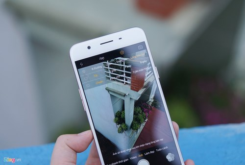 Mo hop Oppo F1s: Smartphone chuyen selfie, dang ua nhin hinh anh 13