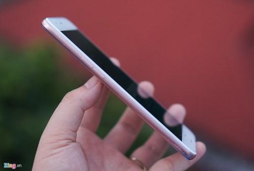 Mo hop Oppo F1s: Smartphone chuyen selfie, dang ua nhin hinh anh 9