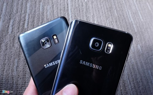 Galaxy Note 7 so thiet ke voi Note 5 hinh anh 7