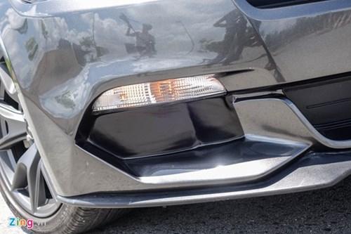 Ford Mustang do kieu Lamborghini het 250 trieu dong hinh anh 5