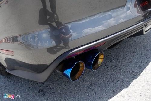 Ford Mustang do kieu Lamborghini het 250 trieu dong hinh anh 7