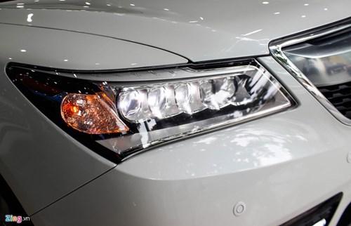Acura MDX 2016 - doi thu nang ky cua BMW X5 ve Viet Nam hinh anh 12