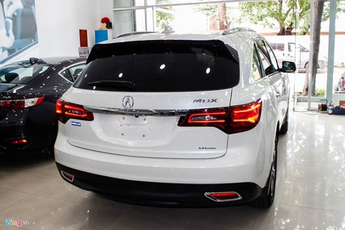 Acura MDX 2016 - doi thu nang ky cua BMW X5 ve Viet Nam hinh anh 15