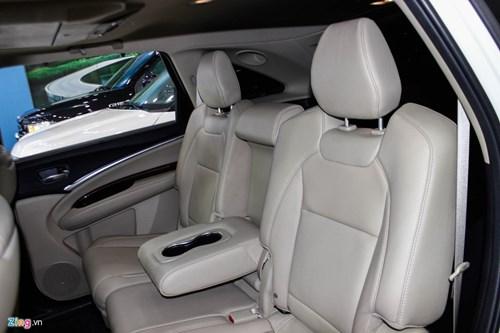 Acura MDX 2016 - doi thu nang ky cua BMW X5 ve Viet Nam hinh anh 6