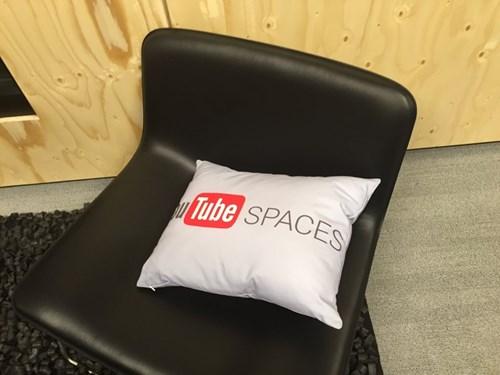 Van phong YouTube Space tuyet dep o London hinh anh 11