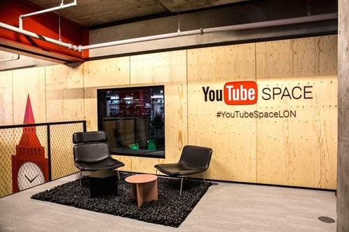 Van phong YouTube Space tuyet dep o London hinh anh 9