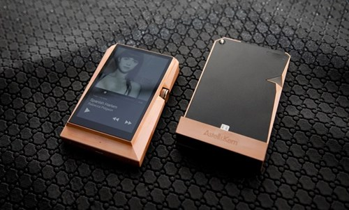 May nghe nhac Astell & Kern 380 Copper gia 112 trieu ve VN hinh anh 2