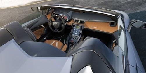 Anh Lamborghini Centenario Roadster 2,3 trieu USD vua ra mat hinh anh 6