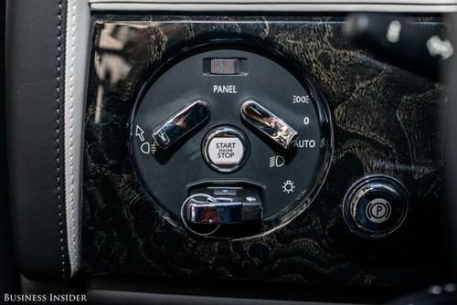 Rolls-Royce Phantom - tuong dai cua the gioi xe sieu sang hinh anh 12