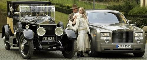 Rolls-Royce Phantom - tuong dai cua the gioi xe sieu sang hinh anh 2