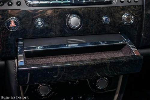 Rolls-Royce Phantom - tuong dai cua the gioi xe sieu sang hinh anh 16