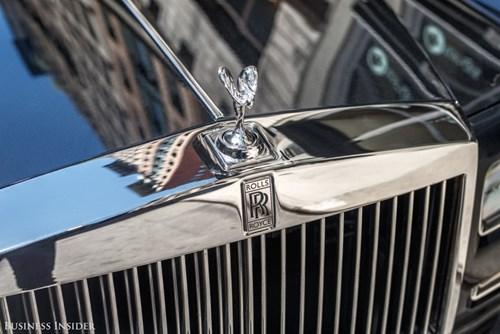 Rolls-Royce Phantom - tuong dai cua the gioi xe sieu sang hinh anh 6