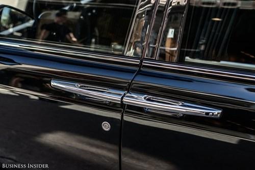 Rolls-Royce Phantom - tuong dai cua the gioi xe sieu sang hinh anh 8