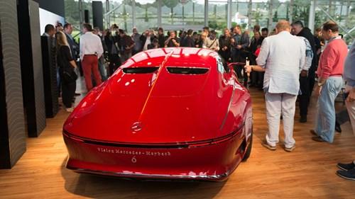 Thuc te Vision Mercedes-Maybach 6: sieu xe vuot thoi gian hinh anh 6