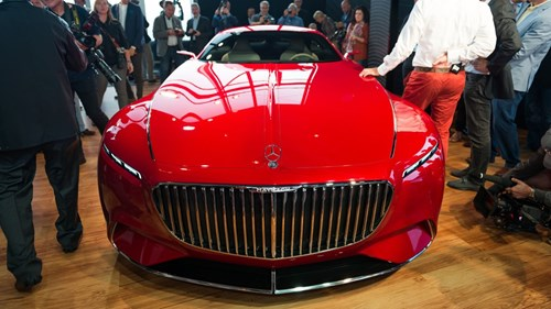 Thuc te Vision Mercedes-Maybach 6: sieu xe vuot thoi gian hinh anh 4