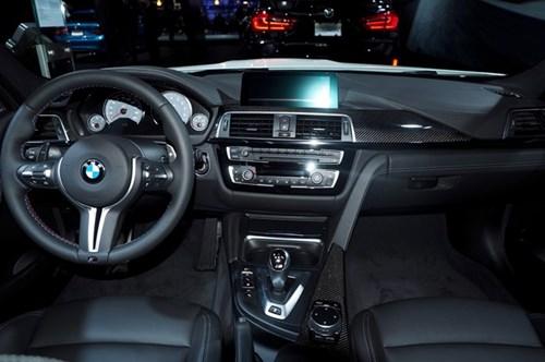 BMW M3 2016 dau tien tai Viet Nam gia gan 4 ty dong hinh anh 4