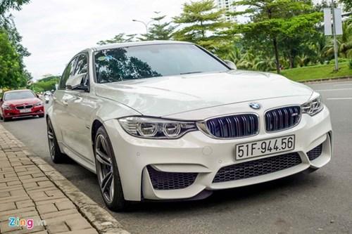 BMW M3 2016 dau tien tai Viet Nam gia gan 4 ty dong hinh anh 3