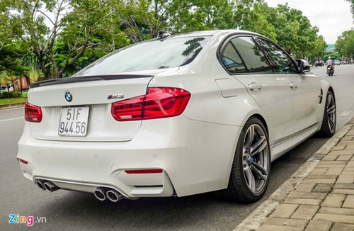 BMW M3 2016 dau tien tai Viet Nam gia gan 4 ty dong hinh anh 5