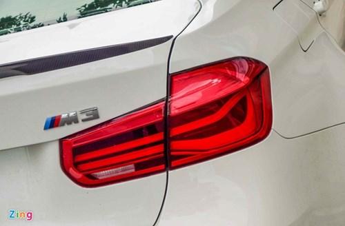 BMW M3 2016 dau tien tai Viet Nam gia gan 4 ty dong hinh anh 2