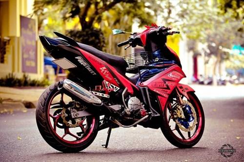 Exciter 135 len do choi nhe cua biker Dak Lak hinh anh 6