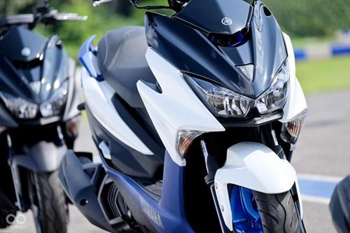 Yamaha Force 2017 – xe tay ga dong co 155 phan khoi moi hinh anh 4