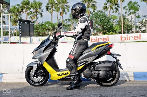 Yamaha Force 2017 – xe tay ga dong co 155 phan khoi moi hinh anh 3