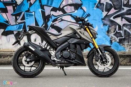 Yamaha TFX 150 naked bike khong doi thu tai Viet Nam hinh anh 3
