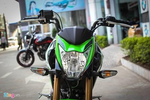Kawasaki Z125 Pro ban dac biet gia hon 80 trieu tai Ha Noi hinh anh 2