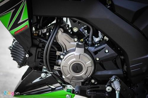 Kawasaki Z125 Pro ban dac biet gia hon 80 trieu tai Ha Noi hinh anh 9