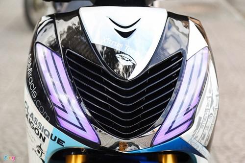 Honda SH bien ngu quy do tren 200 trieu cua biker Sai Gon hinh anh 11