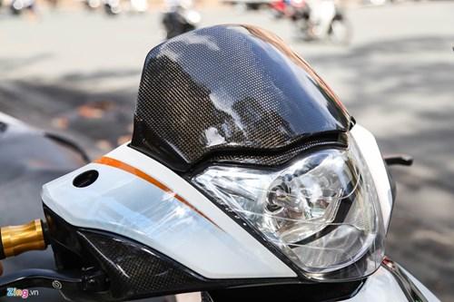 Honda SH bien ngu quy do tren 200 trieu cua biker Sai Gon hinh anh 12