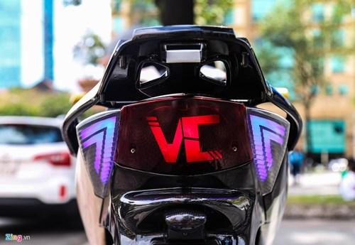 Honda SH bien ngu quy do tren 200 trieu cua biker Sai Gon hinh anh 13