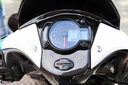 Honda SH bien ngu quy do tren 200 trieu cua biker Sai Gon hinh anh 14